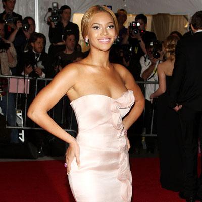 38. Beyoncé Knowles