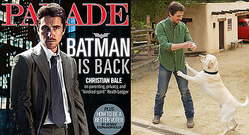 Christian Bale For Parade Magazine