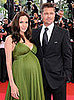 Angelina Is in the Hospital, But No Twins Yet