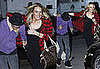 Photos of Lindsay Lohan With Her Arm Around Samantha Ronson