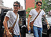 Photos of John Mayer in NYC 2008-07-10 12:45:11