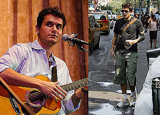 Photos of John Mayer in Soho, NYC