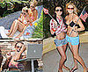 Bikini Photos of Lauren Conrad, Lauren Bosworth, Stephanie Pratt, Audrina Patridge From the Fourth of July