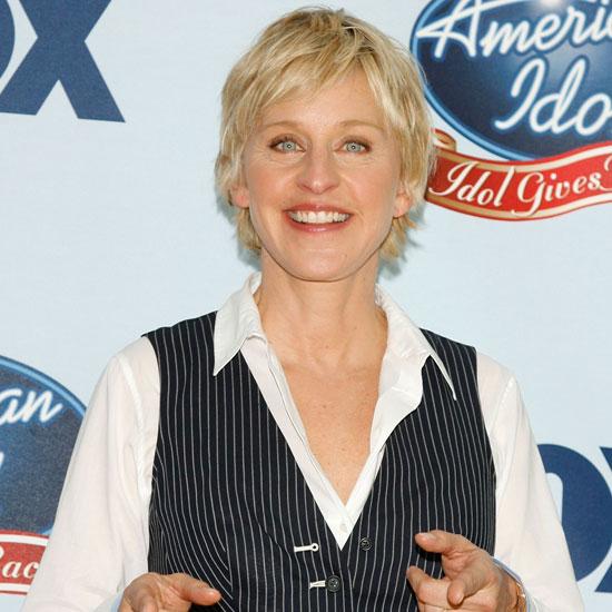 75. Ellen DeGeneres
