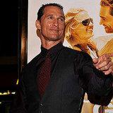 42. Matthew McConaughey