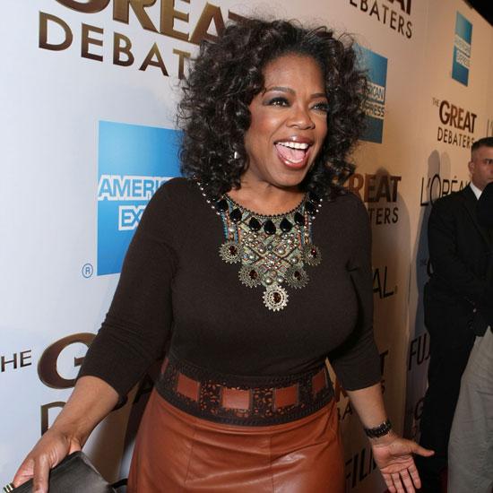 3. Oprah Winfrey
