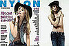 Photos of Mischa Barton on Nylon Magazine Cover Denim Issue