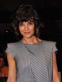 Should Katie Holmes Stick to TV?