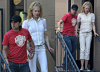 Photos of Nicole Kidman Looking Thin After Giving Birth