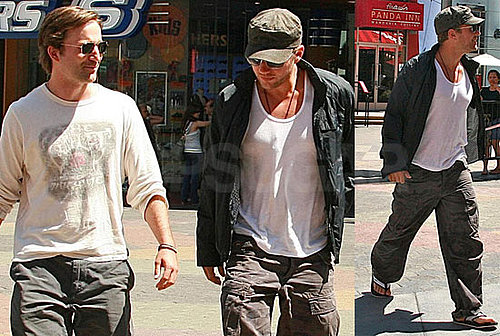 Photos of Ryan Phillippe Out With Friend Breckin Meyer in LA