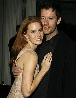 Photo of Amy Adams and Darren Legallo, Who Announced Their Engagement