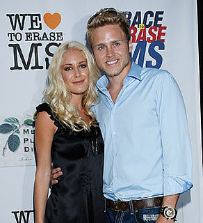 Photo of Heidi Montag and Spencer Pratt, Who Recently Announced They Are Going to Iraq