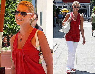Photos of Katherine Heigl Shopping in Pasadena
