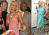 Photos of Paris Hilton Debuting Shoe Line in Las Vegas