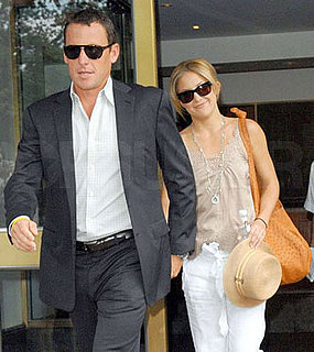 Lance Armstrong and Kate Hudson Break up