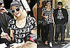 Photos of Paris Hilton and Benji Madden in Copenhagen