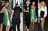 Photos of Lindsay Lohan, Samantha Ronson and Nicole Richie Celebrating Samantha's Birthday With an Ice Cream Truck