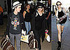 Photos of Lindsay Lohan and Samantha Ronson Arriving in LA, at Barneys, and at Chateau Marmont