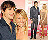 Photos of Cameron Diaz and Ashton Kutcher at the Premiere of What Happens in Vegas in Tokyo