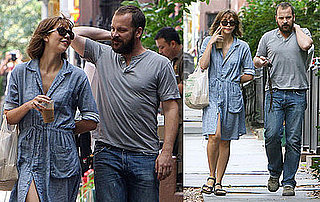 Photos of Maggie Gyllenhaal in Brooklyn With Peter Sarsgaard