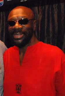 Photo of Isaac Hayes, Who Recently Passed Away at Age 65