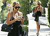 Photos of Lauren Conrad Near Her Home in LA