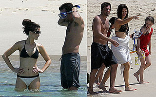 Kate and Family Take Their Bikini and Beach Bodies Snorkeling