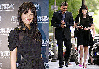 Photos of Selma Blair in Madrid