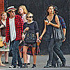 Mary-Kate Olsen Walks in NYC with Her Pals