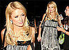 Photos of Paris Hilton at Coco De Ville in Hollywood, She Recently Announced She Is Searching for A British Best Friend