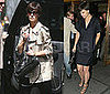 Photos of Katie Holmes Leaving the Music Box in NYC