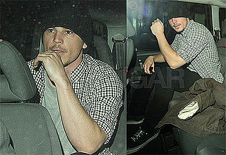 Photos of Josh Hartnett at Apollo West End Theater in London