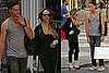Photos of Lindsay Lohan in NYC, Possibly Skipping Her Grandfather's Wake