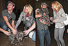 Photos of Katherine Heigl Playing With a Pit Bull