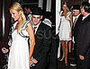 Photos of Paris Hilton and Benji Madden at Il Sole