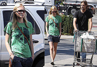 Photos of Kate Bosworth and James Rousseau Out in LA