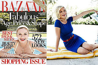 Photos and Interview with Kirsten Dunst in Harper's Bazaar
