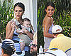 Photos of Jessica Alba and Baby Honor Marie Warren in Los Angeles