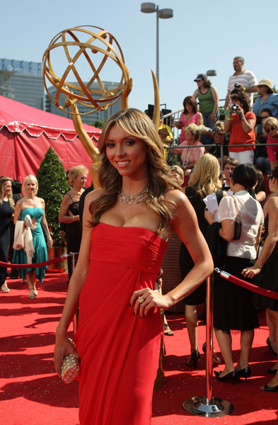 Ladies on the Red Carpet at the 2008 Emmys