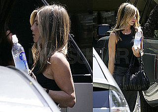 Jennifer Aniston's Rock Hard and Always Smart