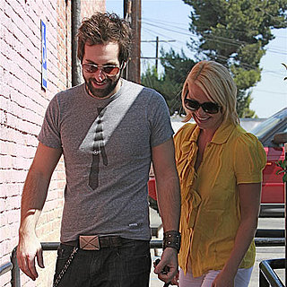 Katherine Heigl and Josh Kelley Out to Lunch