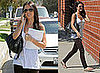 Photos of Audrina Patridge in LA Holding a Script
