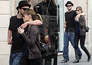 Photos of Justin Timberlake and Jessica Biel in Rome