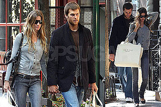 Photos of Tom Brady and Gisele Bundchen in NYC