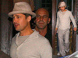 Brad Pitt in Germany