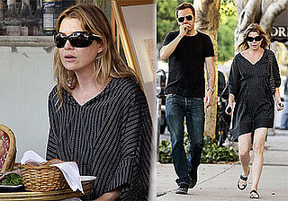 Photos of Ellen Pompeo Out to Lunch