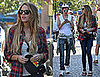 Photos of Lindsay Lohan and Samantha Ronson at Disneyland