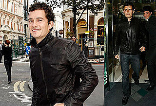 Photos of Orlando Bloom in London