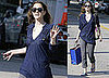Photos of Drew Barrymore at Kinara Salon in West Hollywood
