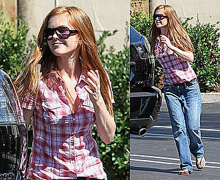 Photos of Isla Fisher In La